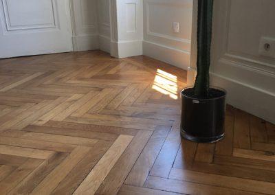 Rénovation de parquet Lyon